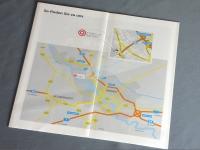 Anfahrtsplan Stahlwerke Bremen